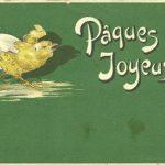 Envoyer une carte virtuelle Joyeuses Pâques.