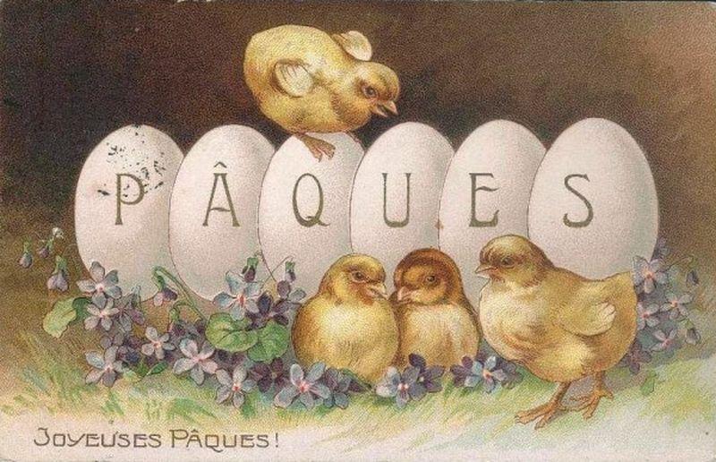 Joyeuses Pâques.   Webcom Multicollection.fr