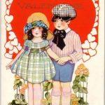 Envoyer une carte virtuelle pour la Saint Valentin.